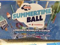 X4 Summertime Ball Tickets 10th June