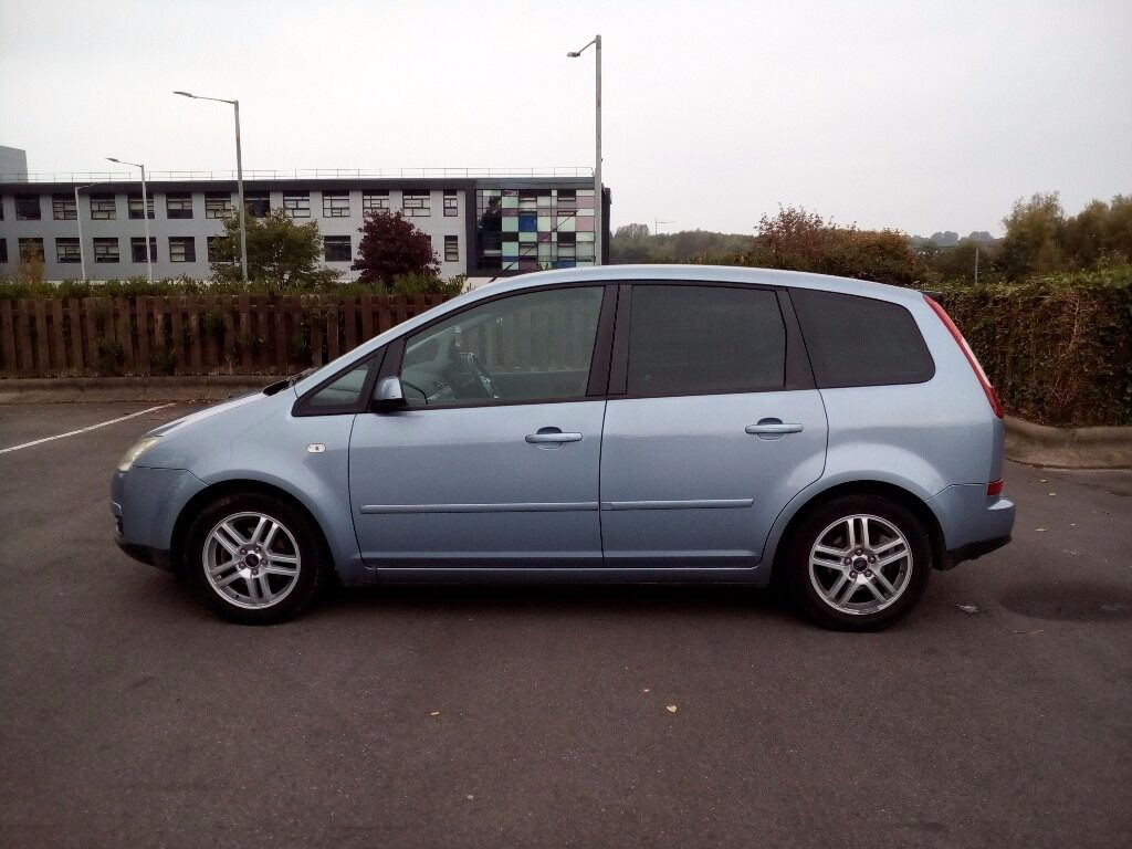 2007 ford focus c max 1 6 tdci automatic very nice clean and tidy car brilliant drives hpi