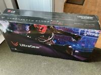 """LG UltraGear 38GN950-B 38"""" Monitor SEALED. WILL NOT POST DONT ASK"""