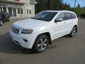 2014 Jeep Grand Cherokee Overland AWD