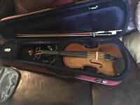 Stentor II 4/4 beginner violin