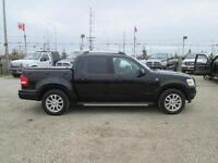 2007 Ford Explorer Sport Trac Limited, Leather, Moon Roof,4x4