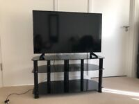 """43"""" Smart HD TV with Stand"""