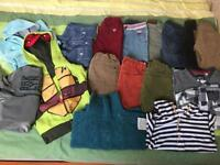 Boy clothes bundle (2/3 years old)