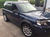 Land Rover freelander td4 sports edition low Mileage mint condition full service history