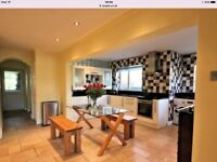 MAGNET KITCHEN Units, GRANITE worktops NEFF appliances £1800