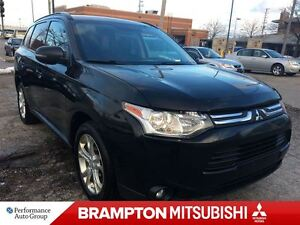 2014 Mitsubishi Outlander SE (SUNROOF! REVERSE CAMERA!)