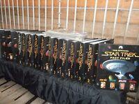 Star Trek Fact Files 16 Folders issue 1-290 (23#)