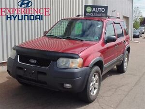 2003 Ford Escape XLT THIS WHOLESALE WILL BE SOLD AS TRADED - IN
