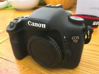 Canon 7D - 2468 Actuations