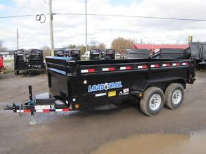 2015 Load Trail 7TON-14' DUMP TRAILER Peterborough Peterborough Area image 1