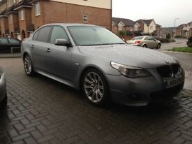 BMW 535D M-Sport E60 3.0 Twin Turbo