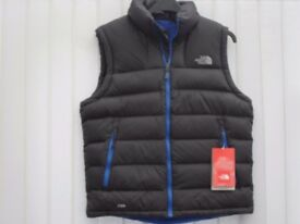 the north face gilet