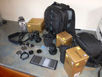 Nikon D300 Camera and Kit