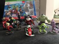 Disney infinity bundle Xbox one