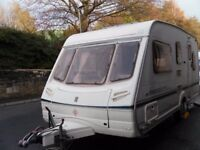 Abbey Aventura Five Berth Touring Caravan