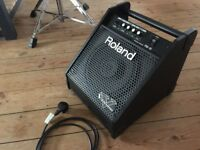 Roland Drum Monitor Amplifier PM10