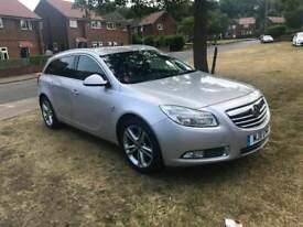 Vauxhall insignia sri diesel 6 speed