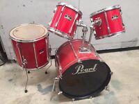 Pearl Export Series Part Drum Kit