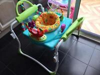 Fisher Price First Step Jumperoo 2 in 1 Jumper and Walker / Jumperoo