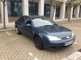 FORD MONDEO 2.0 LX AUTOMATIC, 98000 MILES, MOT, HPI CLEAR, GOOD GEARBOX AND ENGINE, DRIVES PERFECT