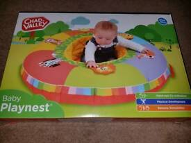 Chad valley baby playnest / playring