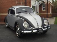Classic VW Beetle 1960
