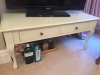 Laura Ashley Coffee Table and Side Table