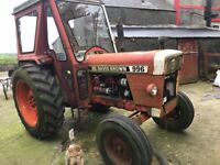 996 Davy Brown tractor £2495