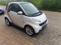 Smart Fortwo 2012 Pure 61 MHD Auto