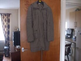 Hi this is my Women's Coat , size 14 ethel austin, quilted in side