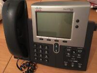 Cisco IP 7940 (voip phones) £25 for 3