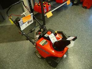 Blow out sale on Ariens, Simplicity and Snapper Snow Blowers