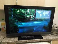 """Excellent 32"""" SONY BRAVIA SMART TVfull hd ready 1080p LCD WIFI READY , freeview"""