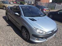 206cc 03. Reg in blue with black trim only 72400 miles with full service history and mot oct