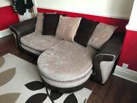 Albion DFS Sofa Set (Like New) 3 seater, Sofa Bed & Single.