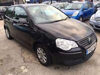 Volkswagen Polo 1.4 SE 3dr£3,245 . 1 YEAR FREE WARRANTY. NEW MOT