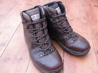 Scarpa Leather Ladies Walking Boots - Size 6.5