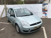 Ford Fiesta 1.4 LX, 5 Door Hatch back *Air con* *low mileage* Alloys, Ideal First Car, Warranty