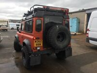 Land Rover Defender 90 300tdi, Off Road Ready