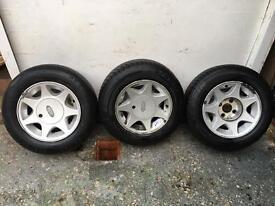 Ford Capri 2.8 special parts