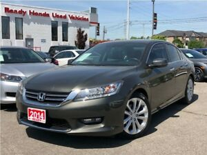 2014 Honda Accord Sedan Touring - Leather - Navigation