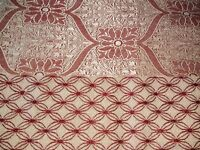 Indian handloom bedsheet with pillow covers