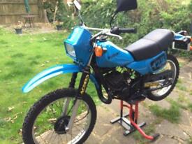 Ts125 er full resto/overhaul