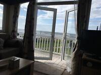 Craig Tara 3 bedroom Platinum Beach Front Spectacular Sea Views Gas Central Heating Patio Doors
