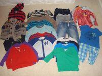 Boys clothing bundle age 2-3