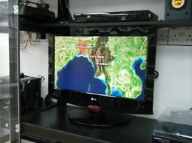 """LG 26"""" HD LCD TV with built in Freeview"""