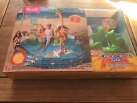 Collectible Barbie California Girl Pool Playset - New (early 2000)