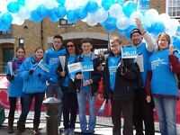 Cheer on Team Parkinson's UK at The Great South Run