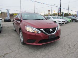 2016 Nissan Sentra SV | ONE OWNER | CAM | BLUETOOTH